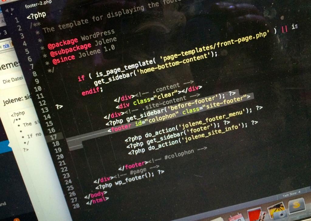 Online gefunden werden mit gutem Code