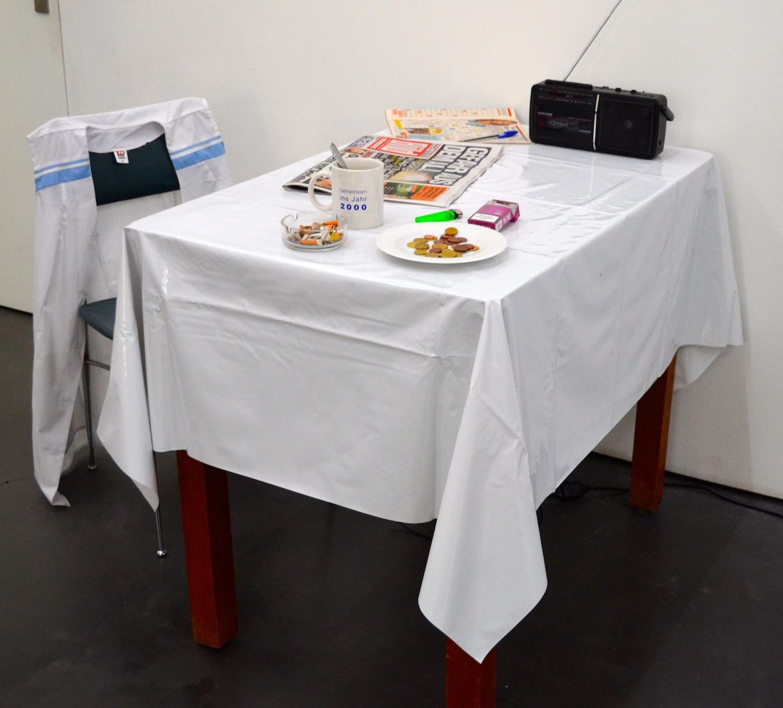Tisch von Klofrau